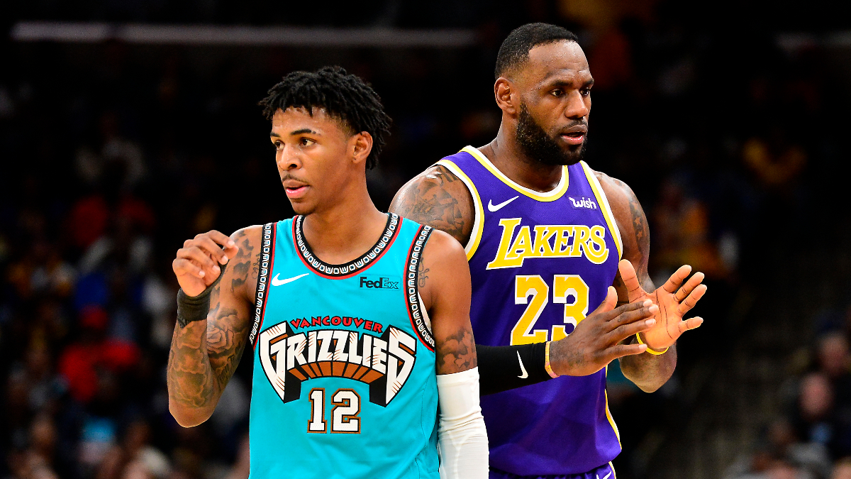 Moore's Friday NBA Betting Angles & Picks: Trust the Memphis Grizzlies on a Road Back-to-Back? article feature image
