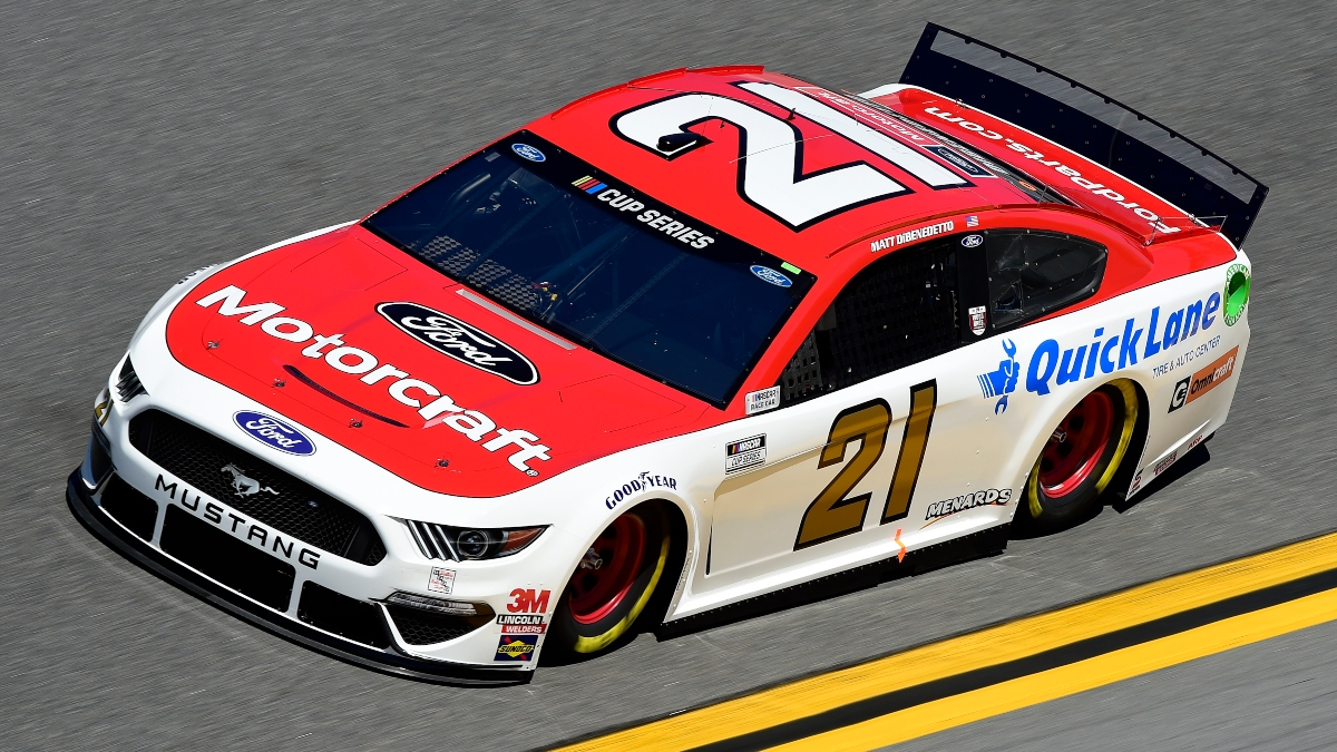 NASCAR Daytona 500 Picks & Predictions: Two Longshot Drivers Who Have a Ton of Betting Value on Monday article feature image