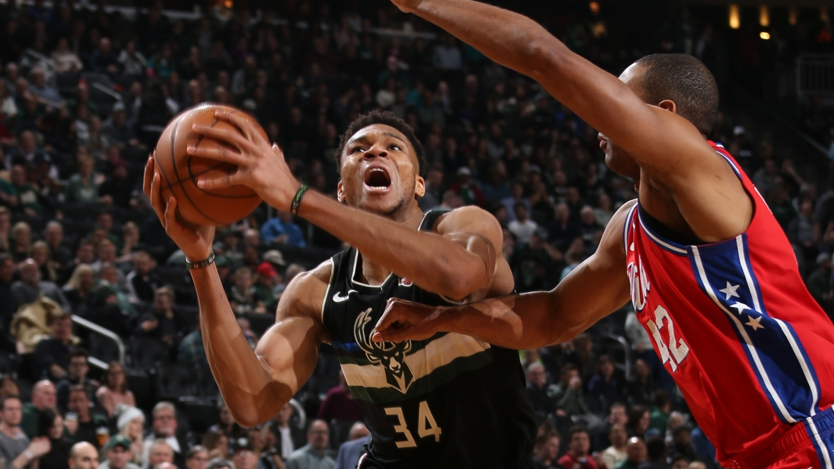 NBA Expert Betting Picks for 76ers-Bucks (Saturday, Feb. 22) article feature image