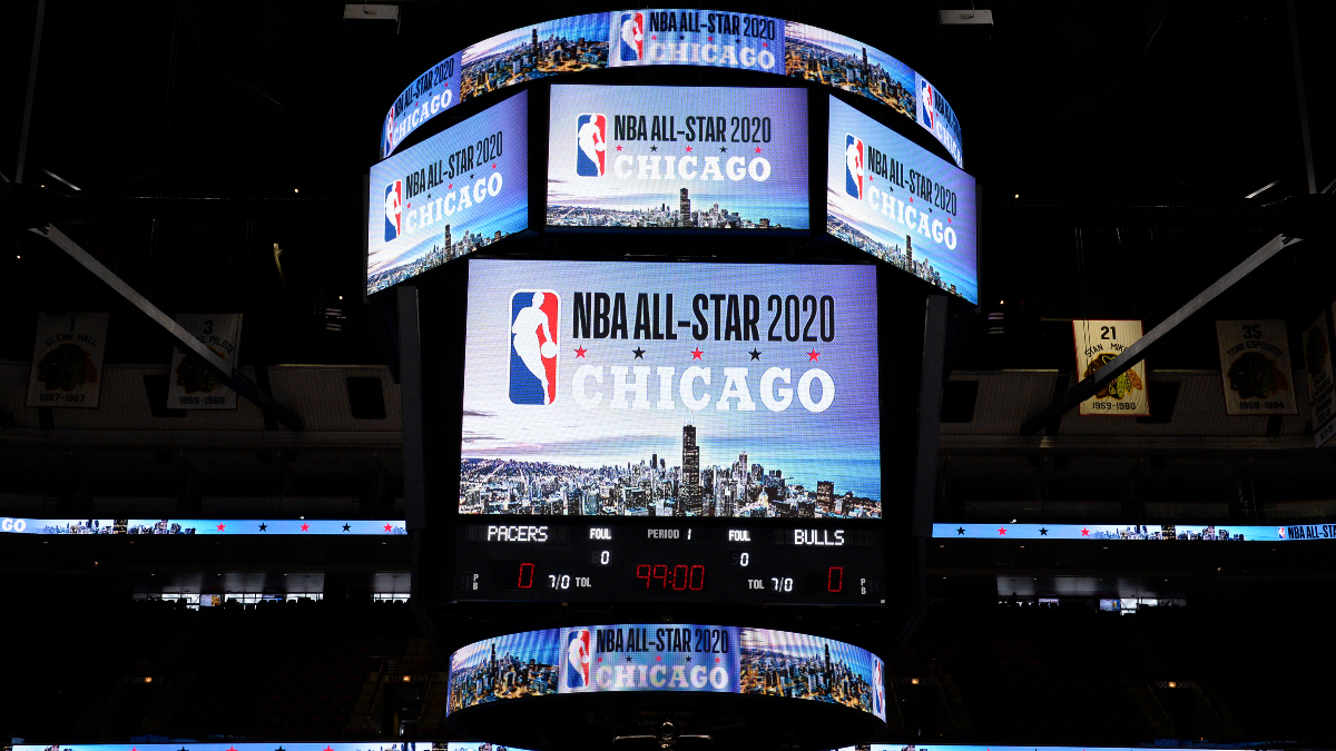 NBA All-Star Weekend Cheat Sheet: Odds & Picks for 3-Point Challenge, Dunk Contest, More article feature image