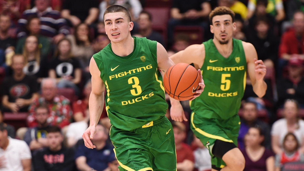 Thursday College Basketball Betting Odds & Picks for Iowa vs. Indiana, Oregon vs. Colorado article feature image
