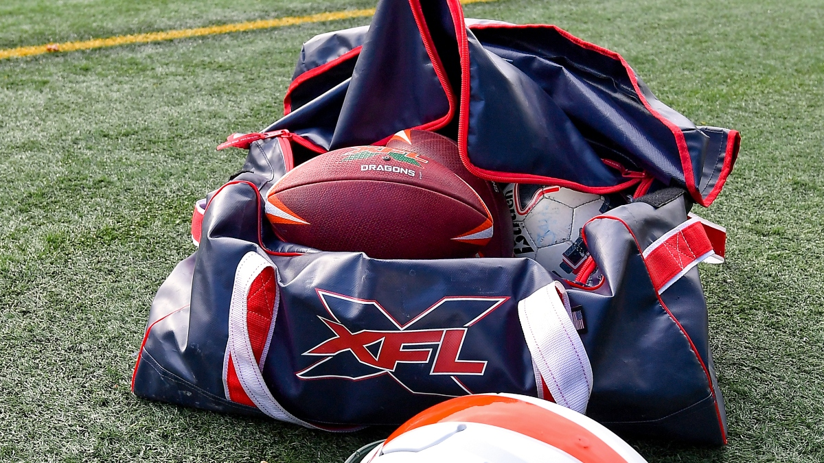 XFL Betting Primer: Championship Odds, Depth Charts & Analysis For All 8 Teams article feature image