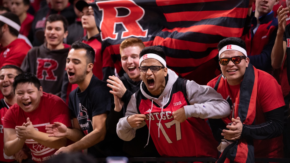 Sunday College Basketball Betting Odds & Picks: How to Bet Rutgers vs. Northwestern, Columbia vs. Princeton article feature image