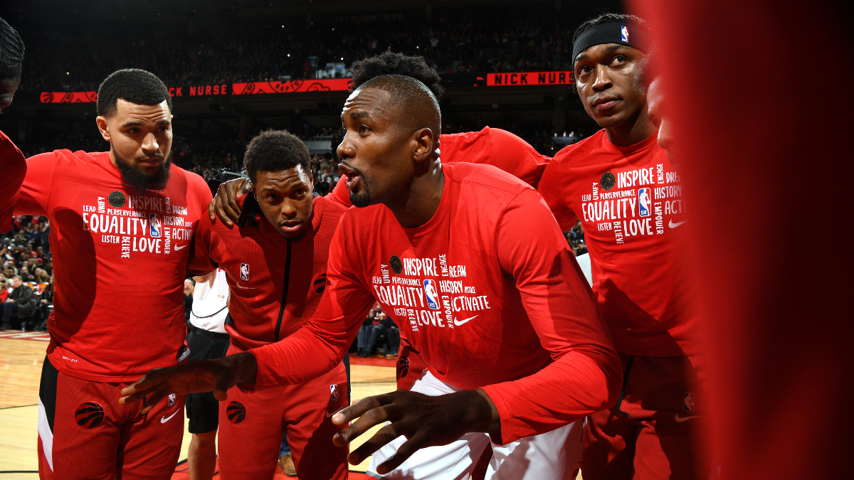 Are the Raptors Real Contenders to Win the 2020 NBA Championship? article feature image
