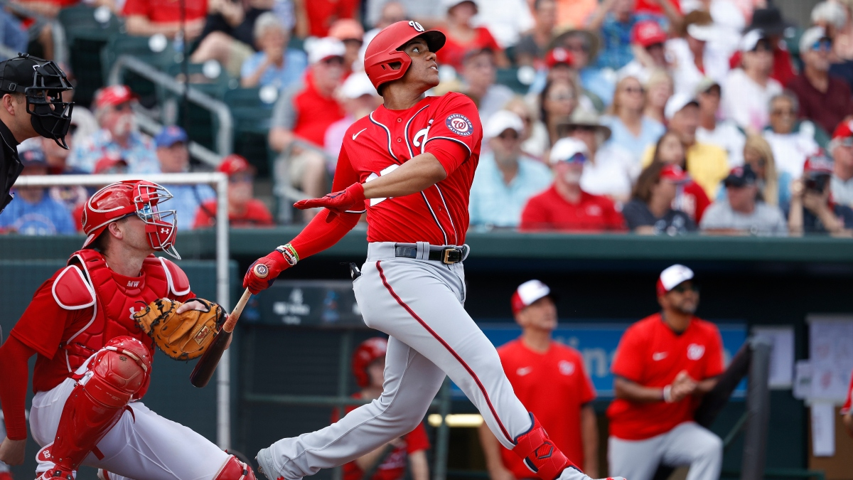 2020 MLB AL and NL MVP Betting Preview: Why I'm Backing Wunderkind Juan Soto article feature image