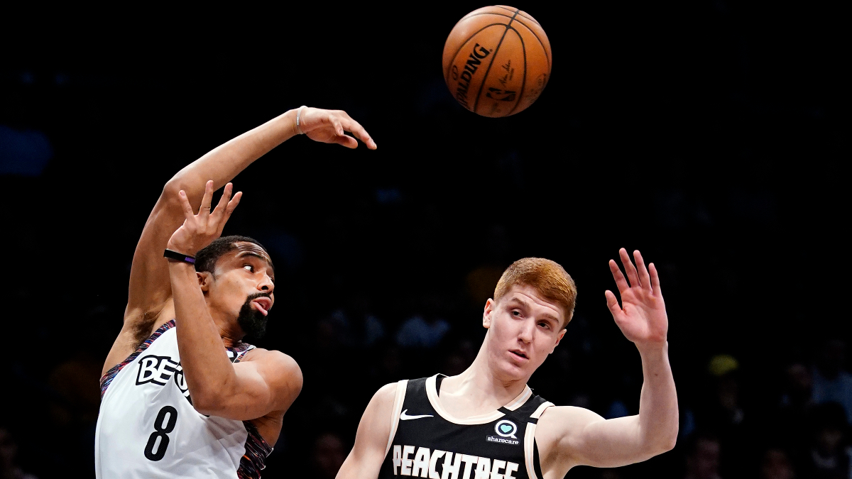 Nets vs. Hawks Odds, Picks & Betting Predictions: Will Brooklyn Solve Its Road Woes? article feature image