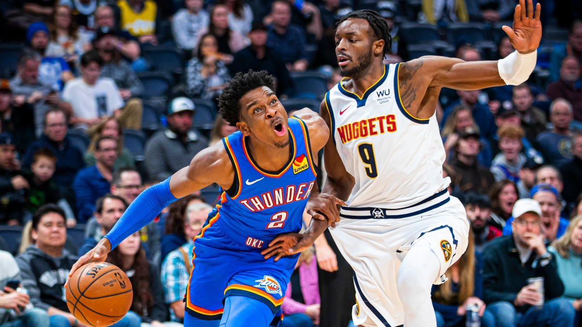 Nuggets vs. Thunder Sharp Betting Pick (Feb. 21): Short Spread Providing Value For Pro Bettors article feature image