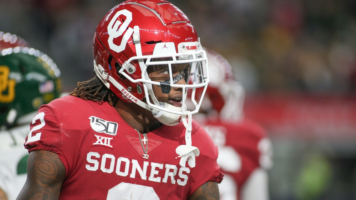 2020 NFL Draft Odds & Prop Picks: First Wide Receiver to Be Drafted article feature image
