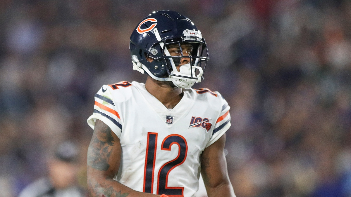 Allen Robinson Prop Picks: Why There's Value Betting the Under on His 2020 Receiving Props article feature image