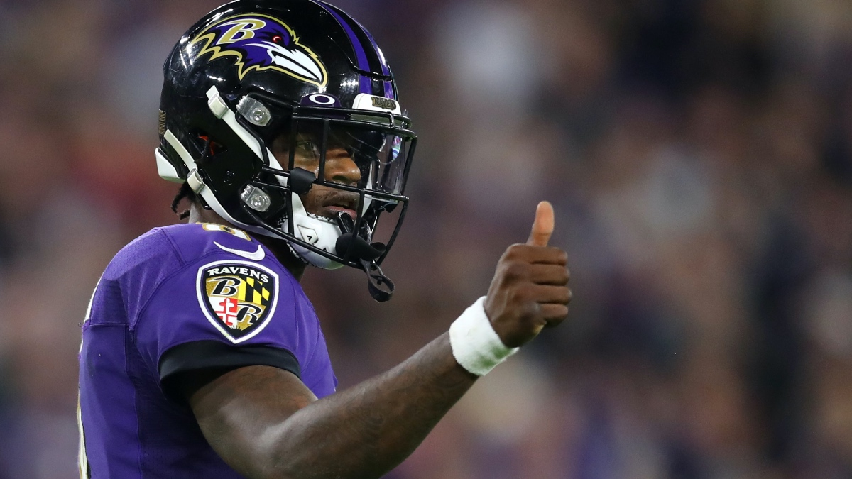 2020 NFL Win Totals: Should Bettors Expect Regression With Balitmore Ravens' Over/Under? article feature image