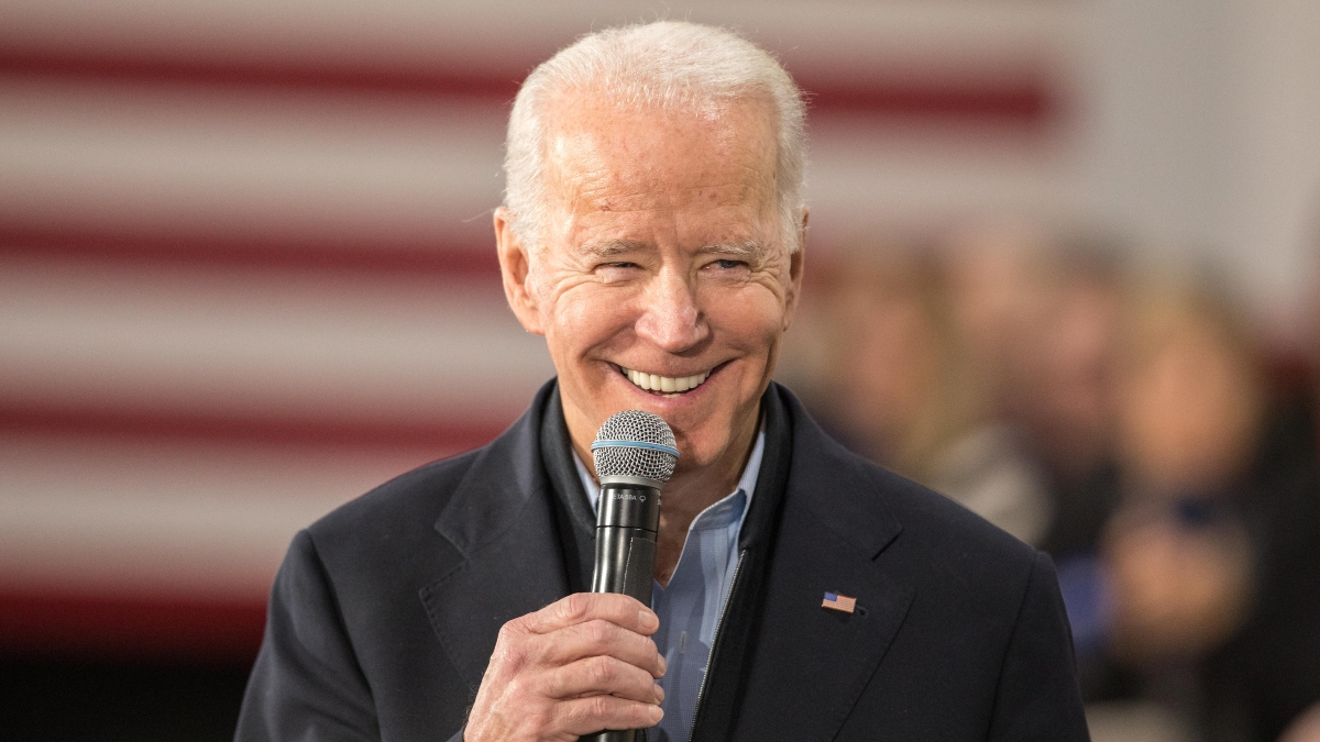 Latest Democratic Primary Odds: Joe Biden A Heavy Favorite To Win Nomination Heading Into Tuesday article feature image
