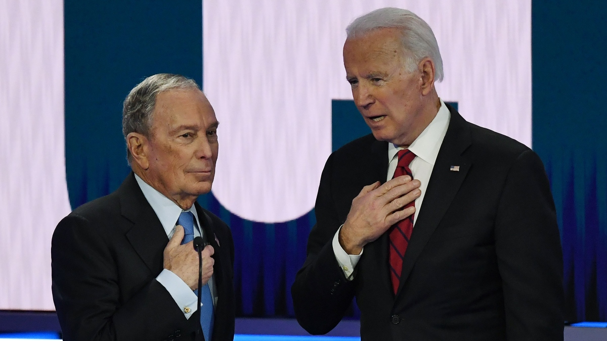 Updated Democratic Primary Odds: Joe Biden Huge Favorite Following Super Tuesday Win, Bloomberg Drop-Out article feature image