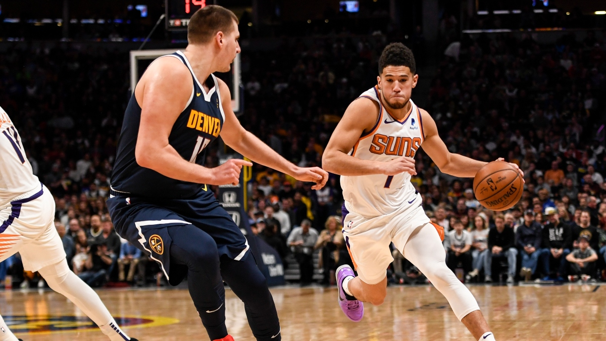 NBA King of the Hill Tournament: Betting Odds & Props for Tuesday's 4 Games article feature image