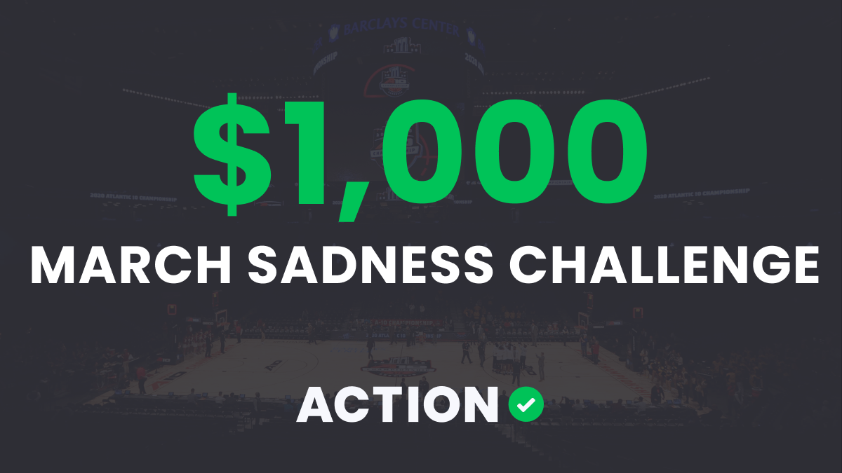 Introducing The $1,000 March Sadness Bracket Challenge article feature image