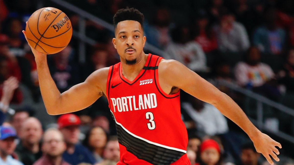 NBA Monday Betting System Pick: Exploiting Recent ATS Performances in Trail Blazers vs. Magic article feature image