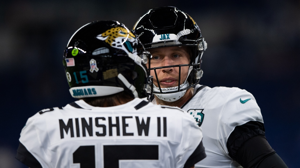Fantasy Football Fallout of Nick Foles Trade: What It Means for Bears WRs, Jaguars WRs & Gardner Minshew article feature image
