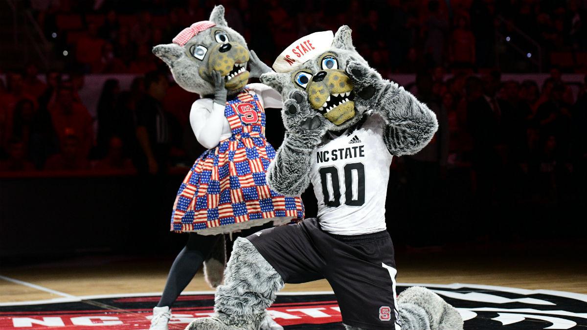 College Basketball Odds & Picks: How to Bet Wake Forest vs. N.C. State's Season Finale article feature image
