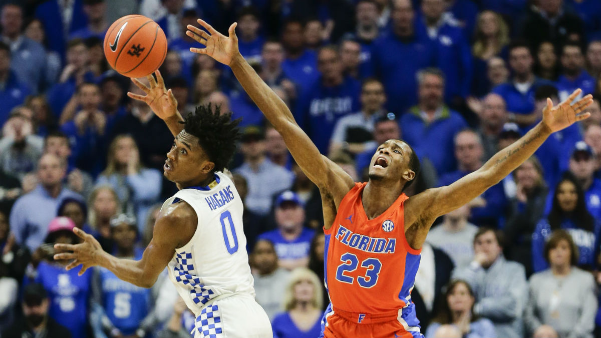 Kentucky vs. Florida Betting Odds & Pick: Value on the Over/Under? article feature image