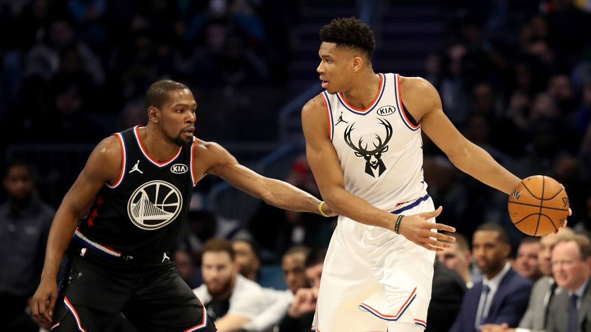The Action Network NBA King of the Hill Tournament Round of 64 Betting Odds, Schedule article feature image