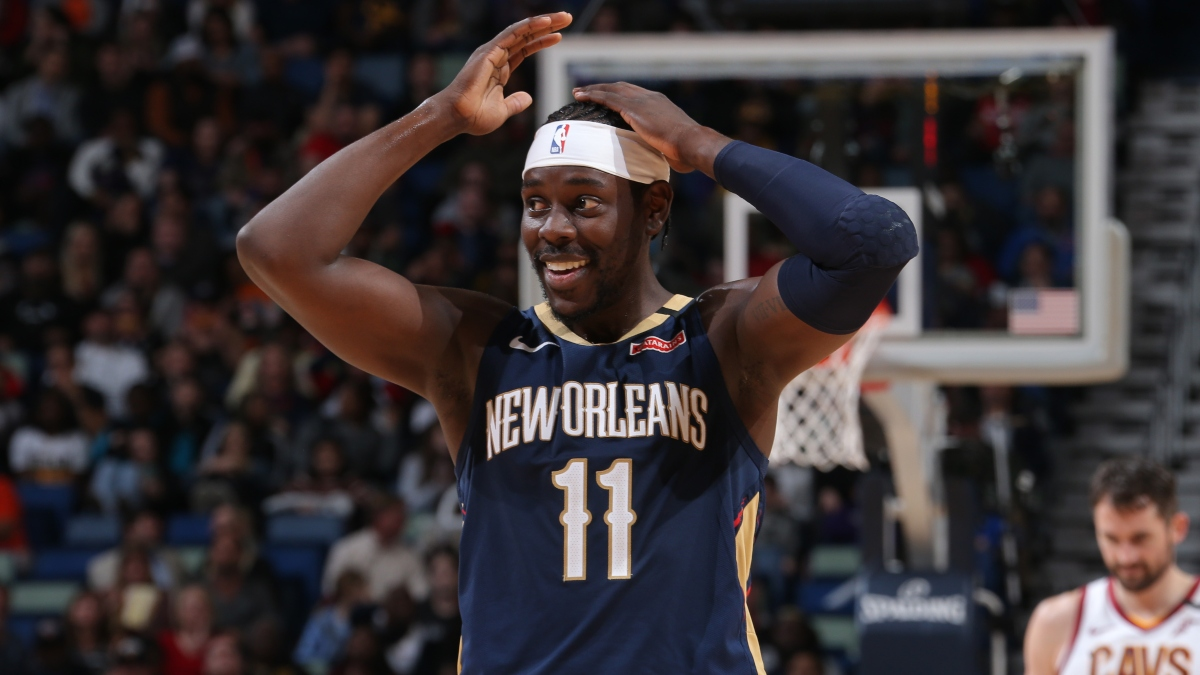 NBA King of the Hill Tournament Dark Horse Picks: Is Jrue Holiday the 1-on-1 Cinderella? article feature image