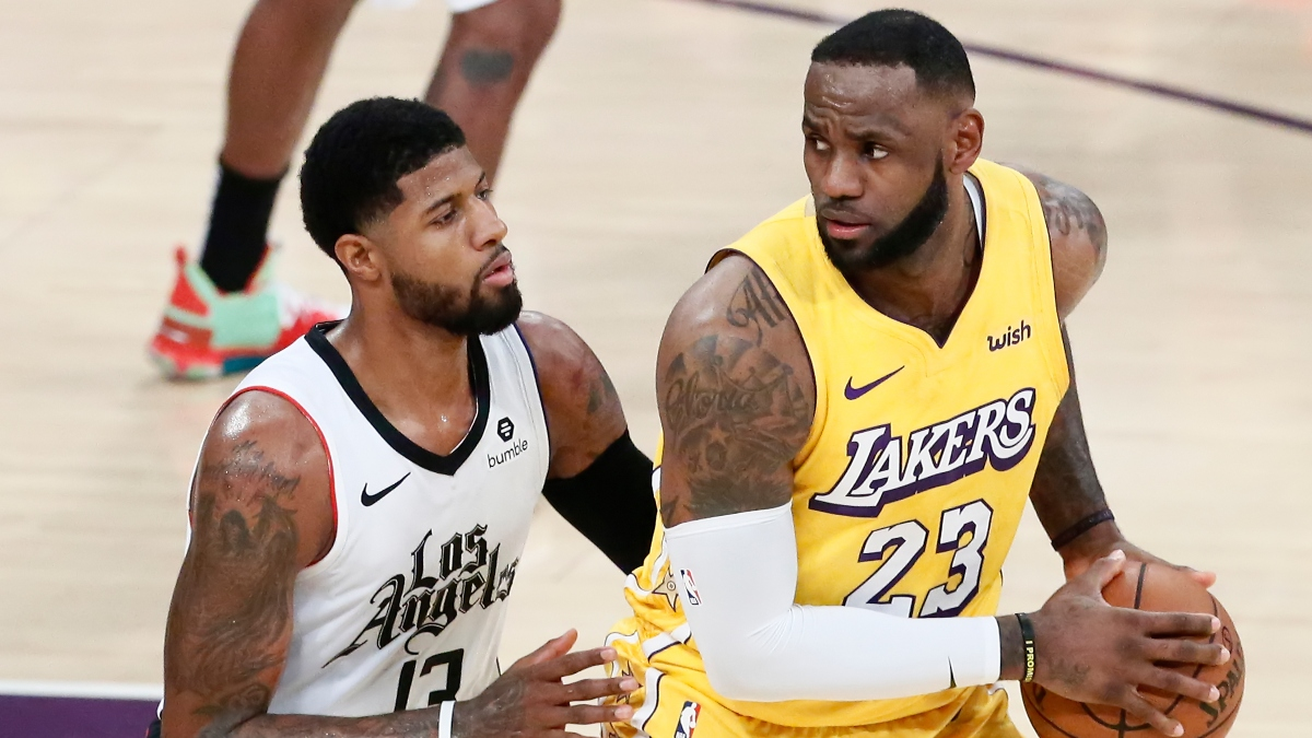 Lakers vs. Clippers Picks, Betting Odds & Predictions: Is There Value on the Total? article feature image