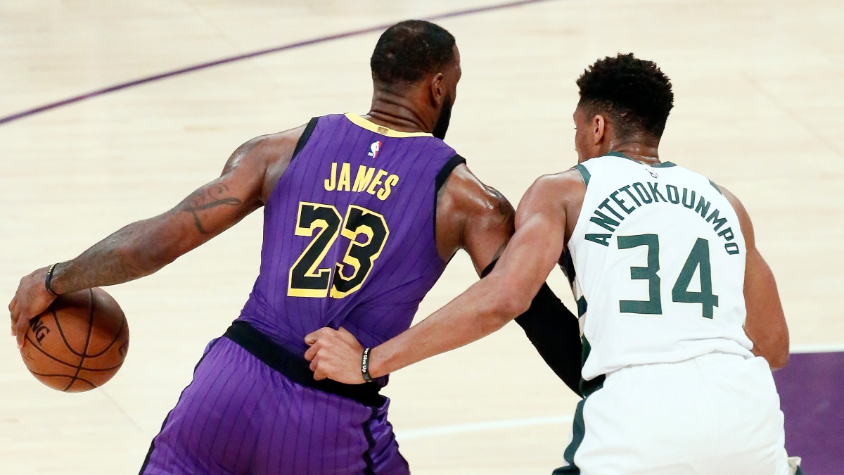 Bucks vs. Lakers Picks, Betting Odds & Predictions: Is Milwaukee Being Undervalued? article feature image