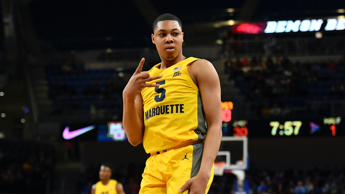 Conference Tournament Betting Tip: How to Bet 3 High Over/Unders on Thursday article feature image