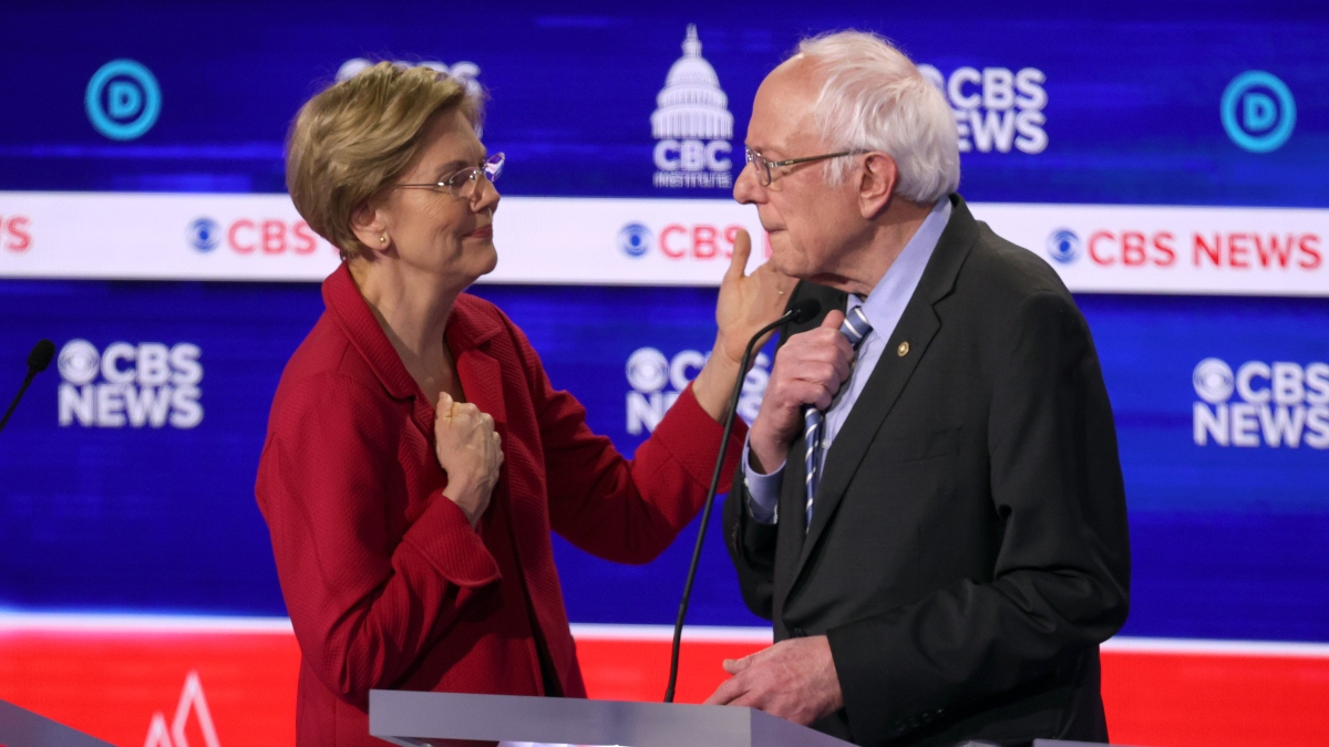 2020 Massachusetts Democratic Primary Odds & Chances: Elizabeth Warren & Bernie Sanders in a Battle on Super Tuesday article feature image