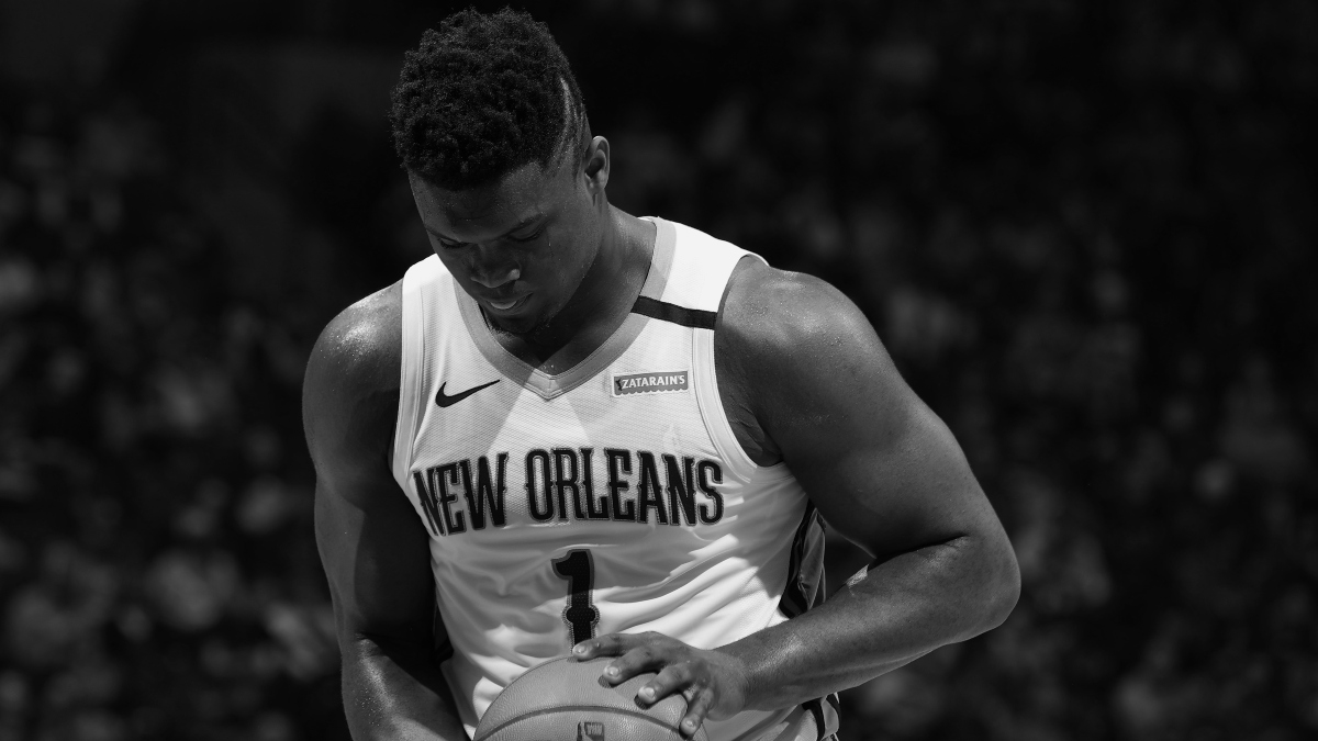 NBA King of the Hill Tournament: Zion Williamson Already Deserves a Place Among the League's Greats article feature image