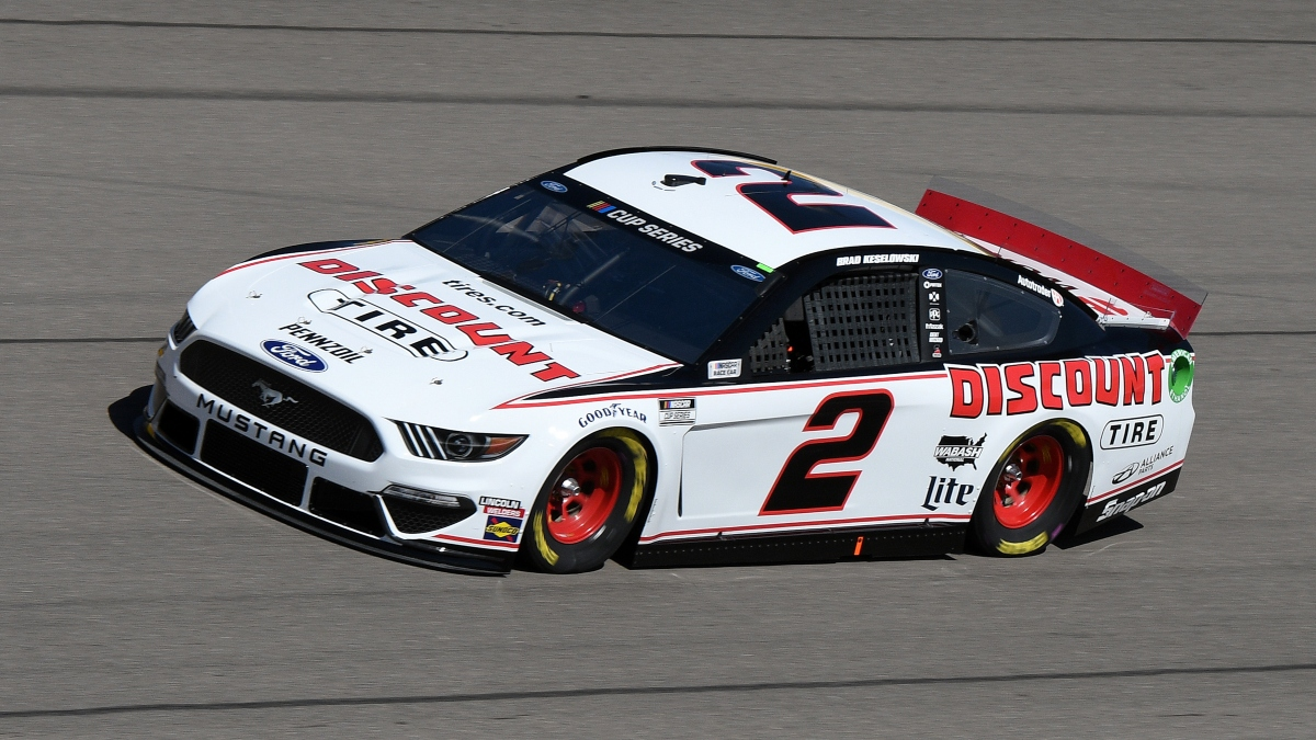 Matchup Picks & Prop Bets for NASCAR FanShield 500: Using Practice Speed to Find Value at Phoenix article feature image