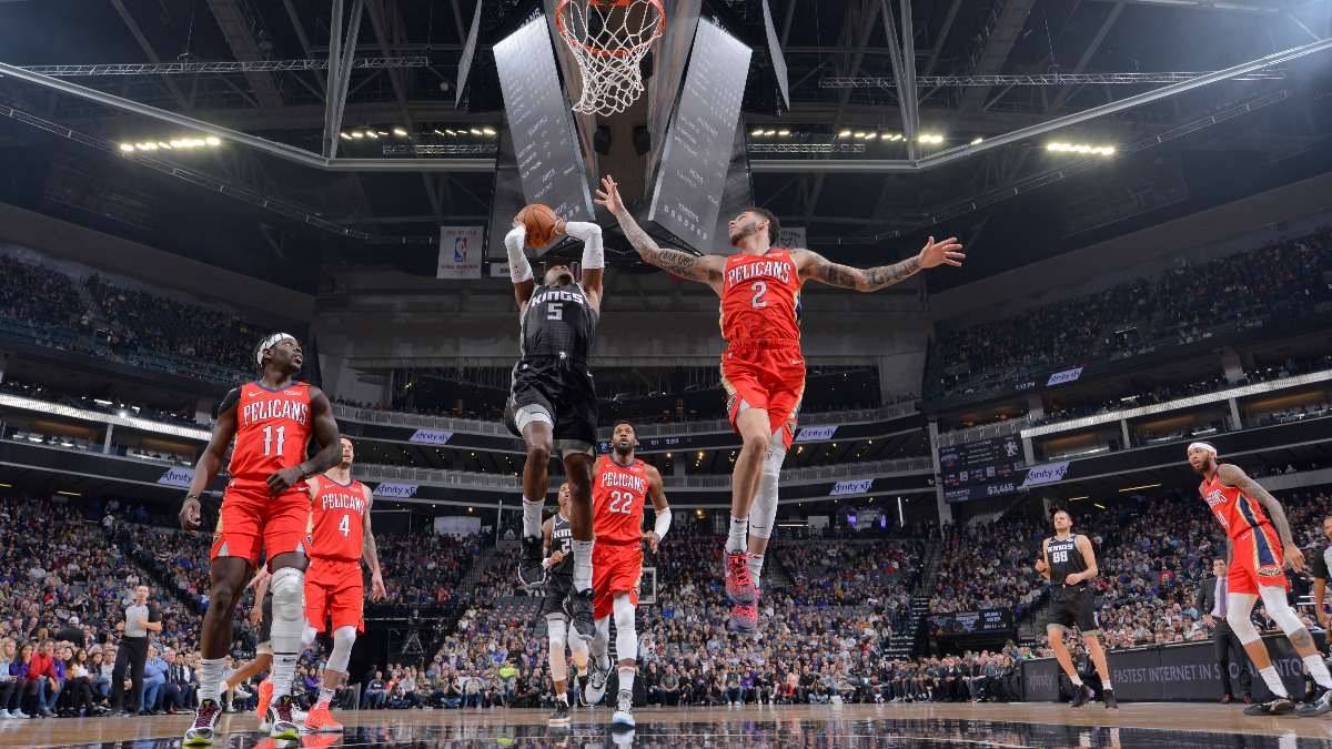NBA Betting Picks for Wednesday: Bets Bets for Knicks vs. Hawks, Pelicans vs. Kings From Our Experts article feature image