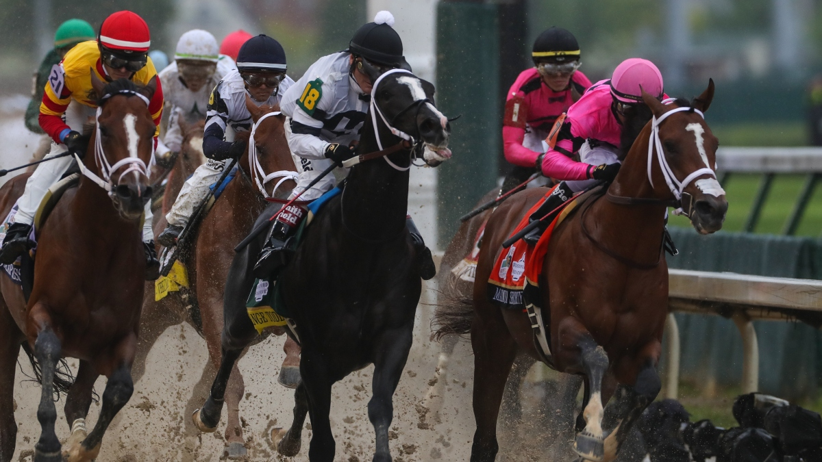 How Churchill Downs Is Screwing Over Kentucky Derby Futures Bettors article feature image