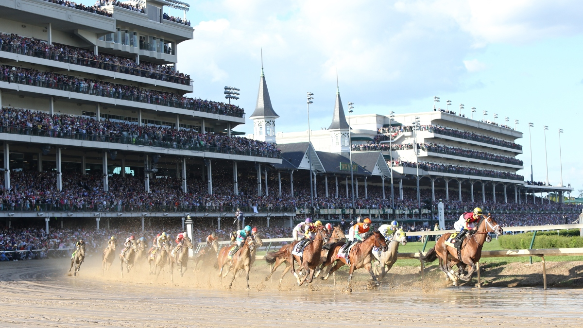 How to Bet on Horse Racing article feature image