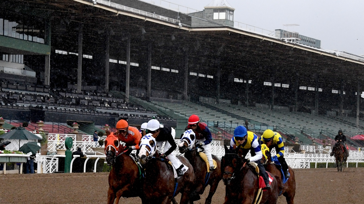 2020 Louisiana Derby Picks, Odds & Betting Value Guide: Will Any of the Contenders Take Down Enforceable? article feature image