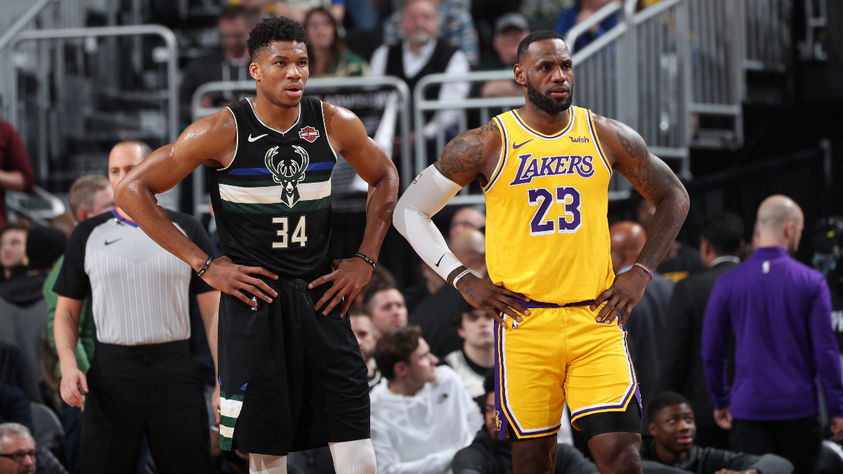 Moore: Why There Is No Logical Path for LeBron James to Win MVP article feature image