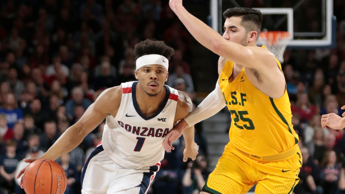 San Francisco vs. Gonzaga Odds, Betting Pick: Bracket Format Helping Bulldogs in WCC Semifinals article feature image