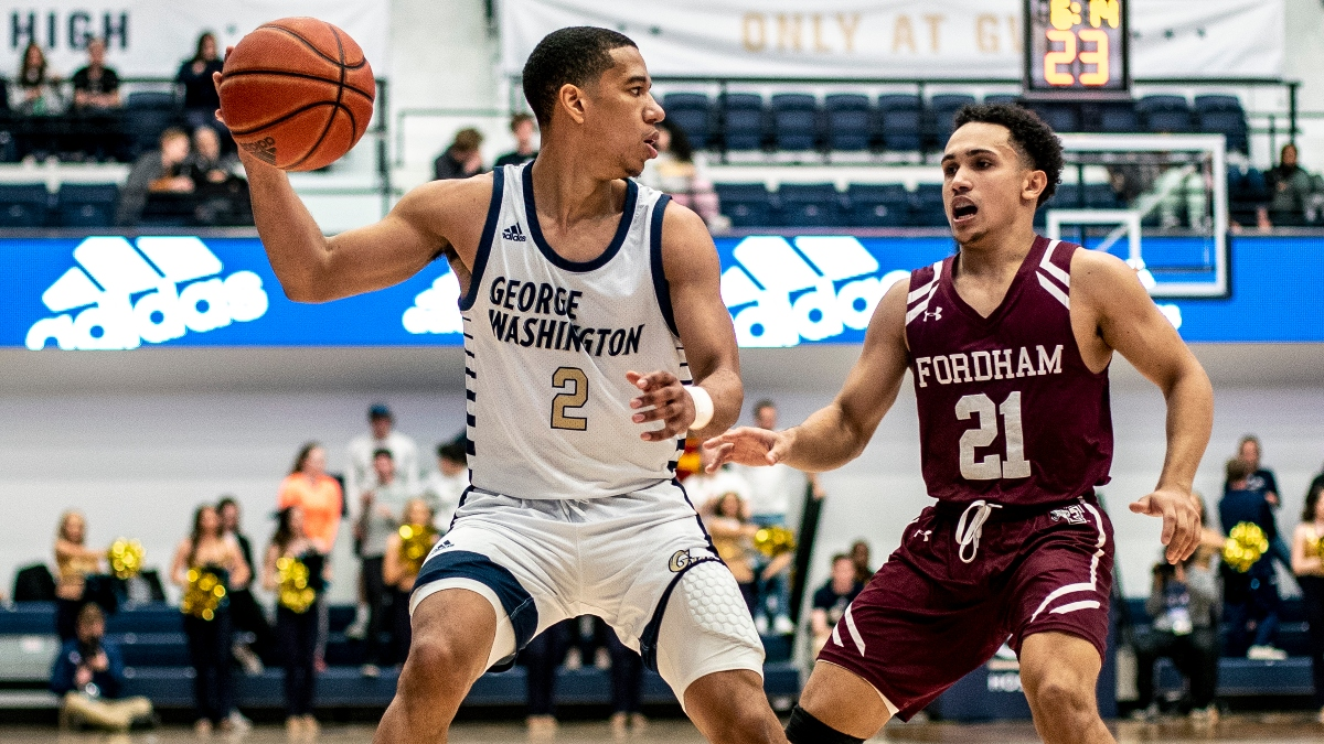 Fordham vs. George Washington: Betting Odds and Picks for Atlantic 10 Tournament article feature image