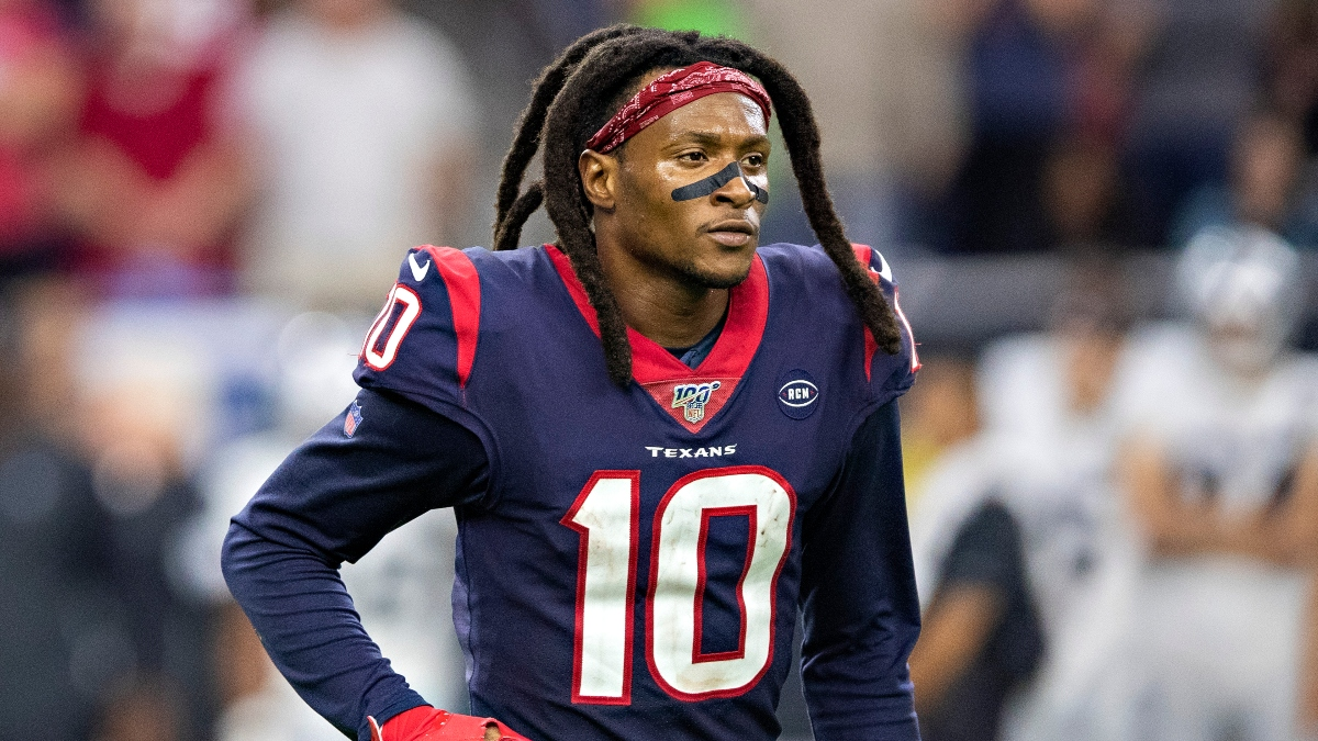 How the DeAndre Hopkins-David Johnson Trade Affects Cardinals, Texans Futures Odds article feature image