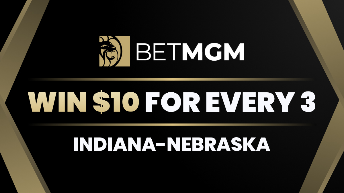 Indiana vs. Nebraska Big Ten Tournament Odds Boost: Win $10 for Every 3-Pointer Made article feature image