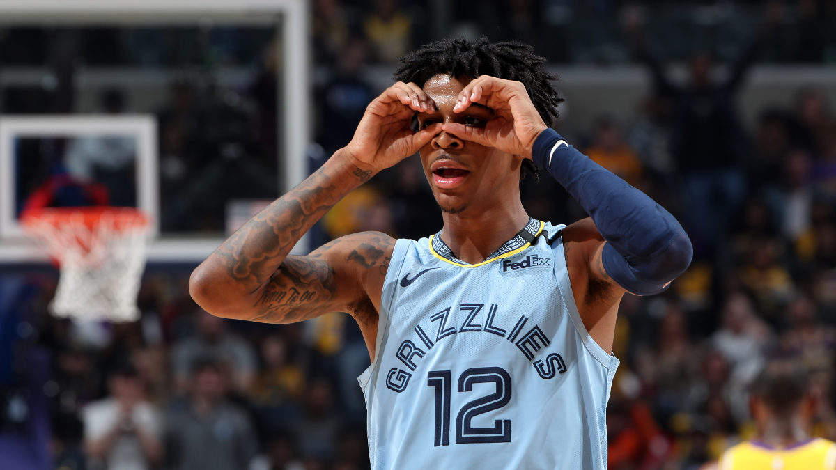 Moore's Wednesday NBA Betting Angles, Picks: The Memphis Grizzlies Are Live Dogs article feature image