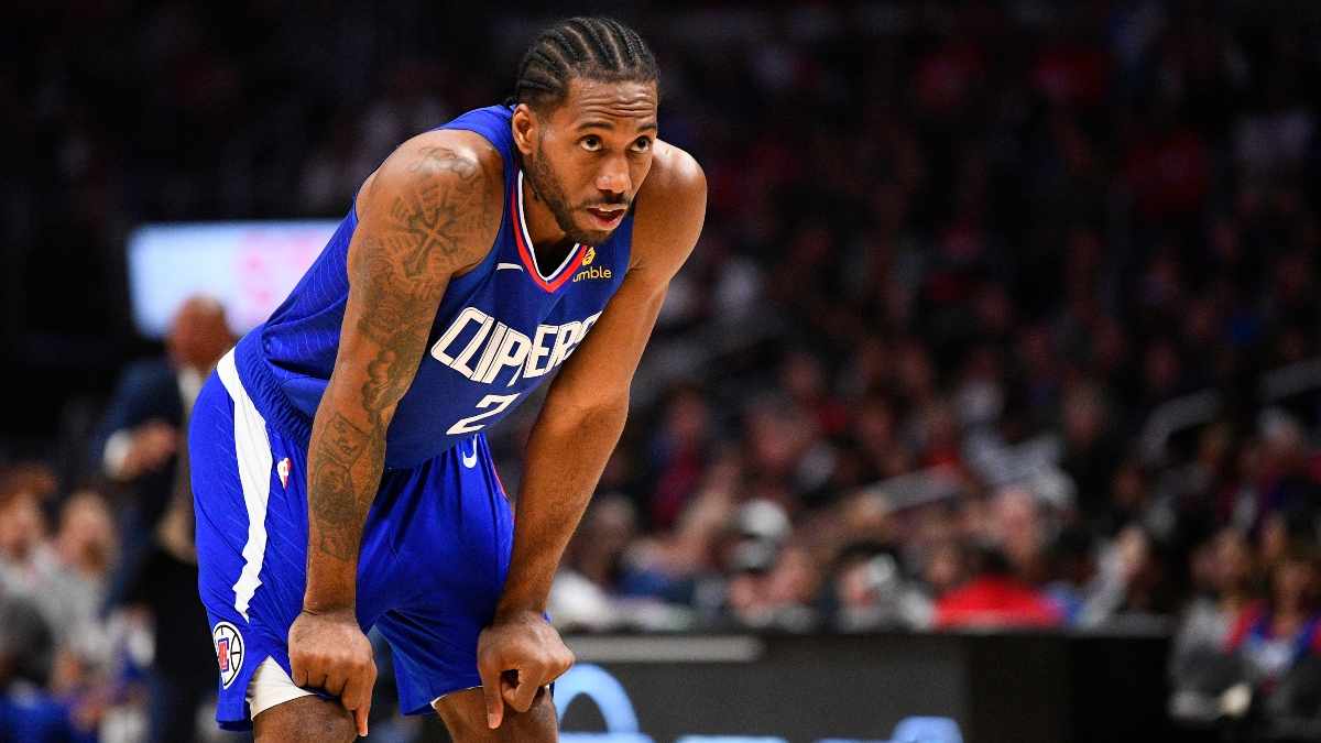 NBA Injury News & Projected Starting Lineups: Latest on Clippers, Lakers, More (Saturday, Aug. 8) article feature image