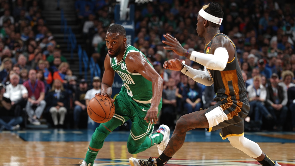 Thunder vs. Celtics Betting Odds, Picks & Predictions: Should You Back OKC as a Road Dog? article feature image