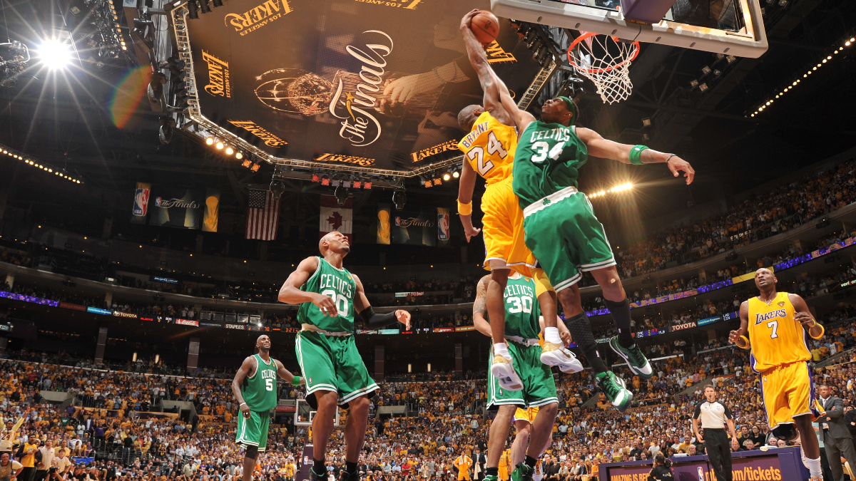 Director's Cut: Watching Back Game 7 of the 2010 NBA Finals with Wob article feature image