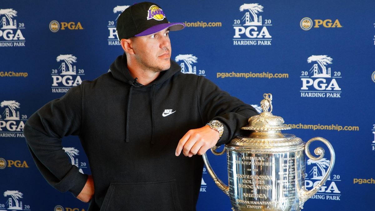 2020 PGA Championship Betting Odds: Rory McIlroy Favored to Win at Harding Park article feature image