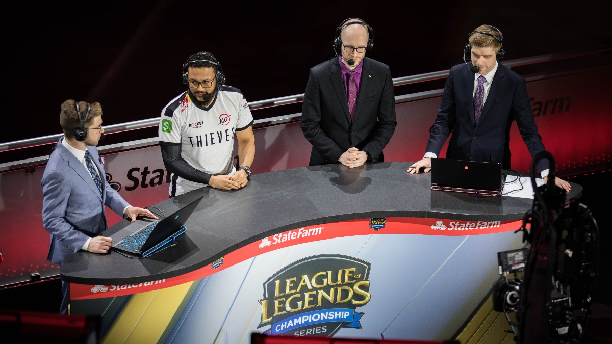 LOL Betting Odds and Picks: League of Legends LCS Picks (Saturday, March 28) article feature image
