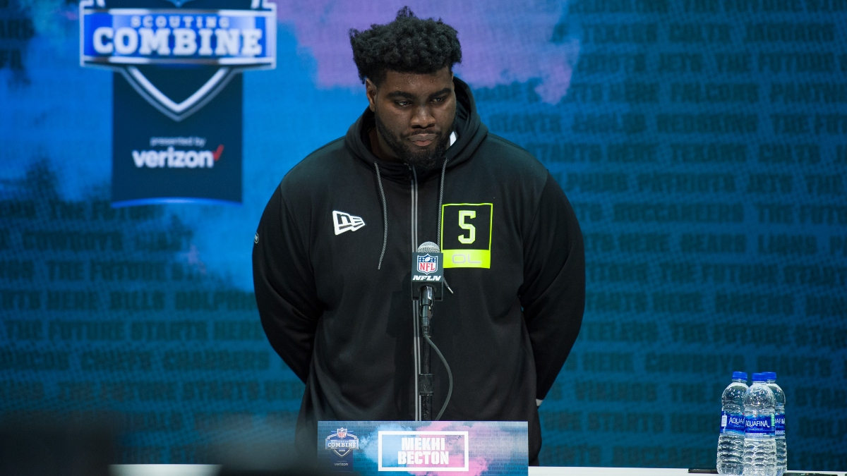 New York Giants 2020 NFL Draft Odds: Who Will Be Big Blue's First-Round Pick? article feature image