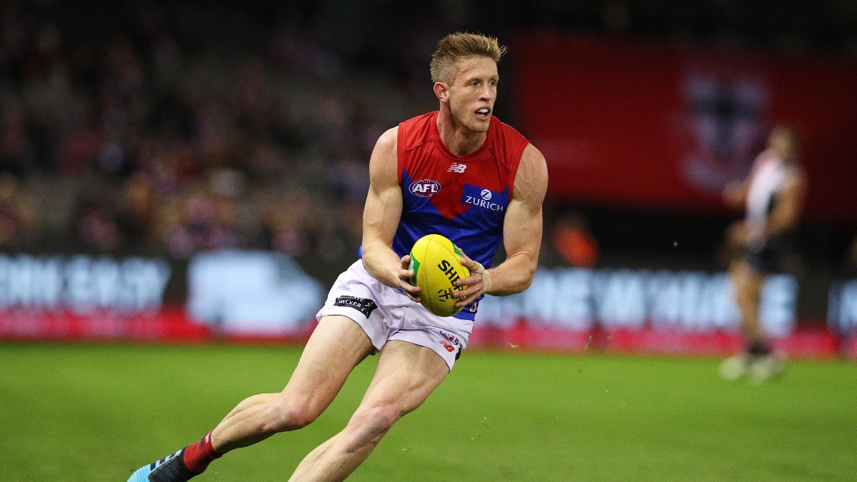 Aussie Rules Football Betting Odds and Picks: West Coast Eagles vs. Melbourne Demons article feature image