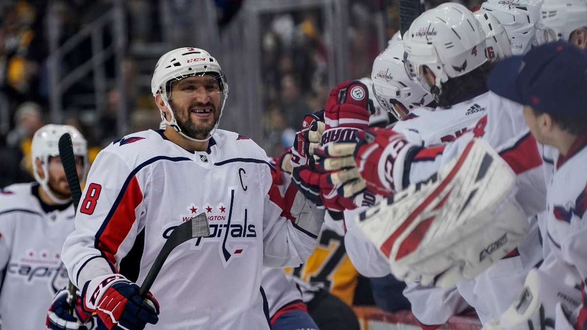 NHL Betting Odds and Picks (Monday, March 9): Capitals vs. Sabres, Golden Knights vs. Oilers and More article feature image