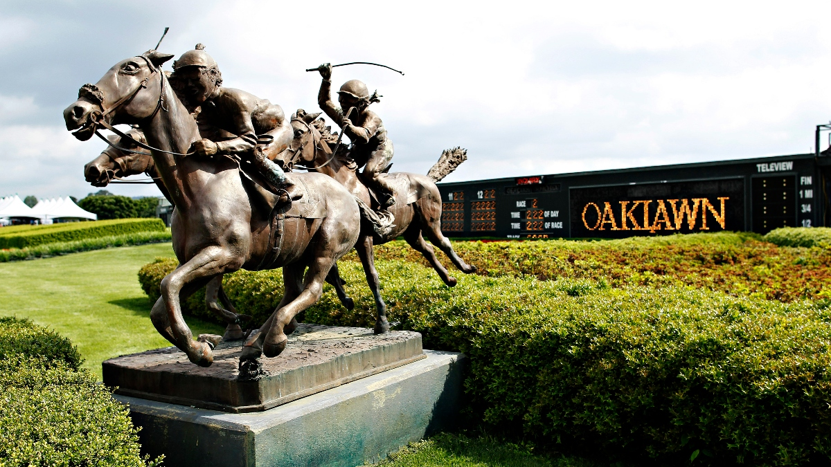 Rebel Stakes Picks and Betting Preview: Will Silver Prospector Beat the Odds at Oaklawn? article feature image