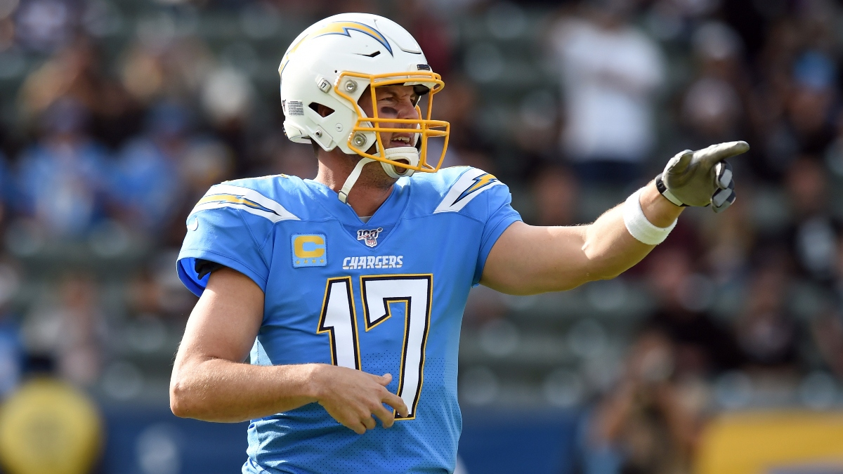 Updated Colts Future Betting Odds: Philip Rivers Increases Win Total article feature image